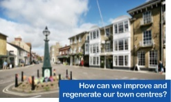How can we improve and regenerate our town centres 3