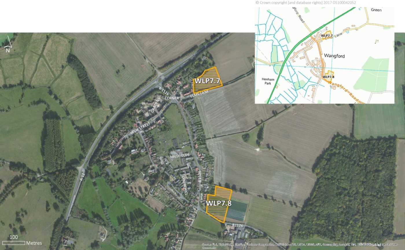 140 Strategic Site Allocations Wangford